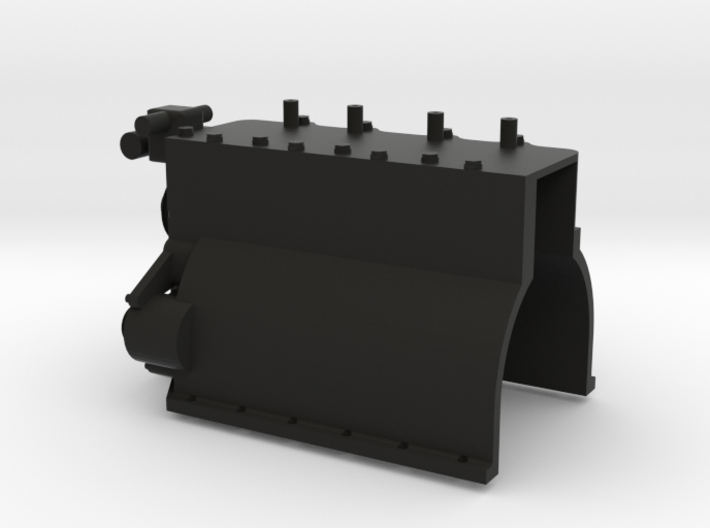 1/10 Defender TDI Engine Block 3d printed