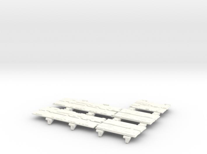 YT1300 HSBRO LANDING BAYS DOORS 3d printed