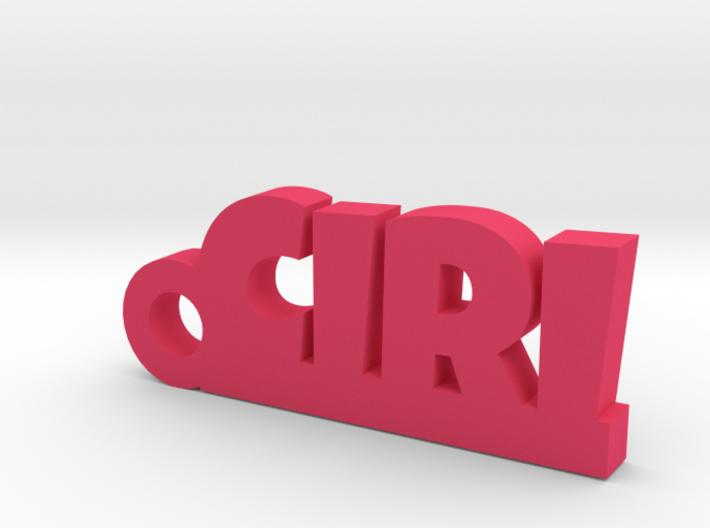 CIRI_keychain_Lucky 3d printed