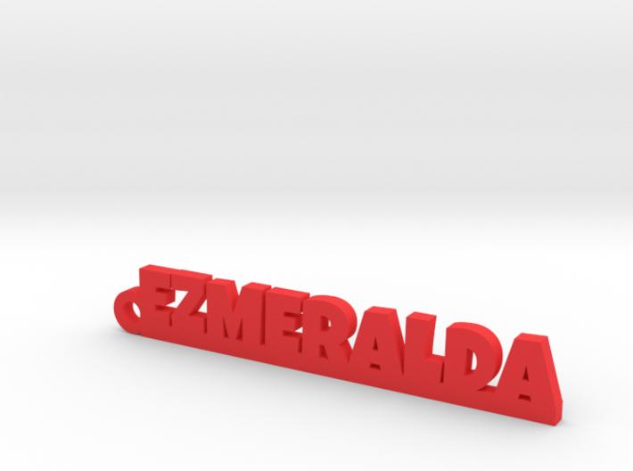 EZMERALDA_keychain_Lucky 3d printed