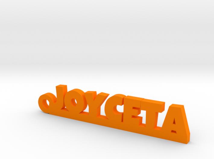 JOYCETA_keychain_Lucky 3d printed