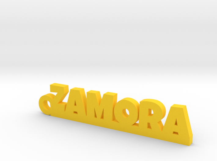 ZAMORA_keychain_Lucky 3d printed