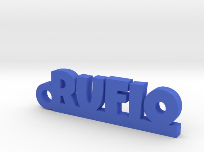 RUFIO_keychain_Lucky 3d printed