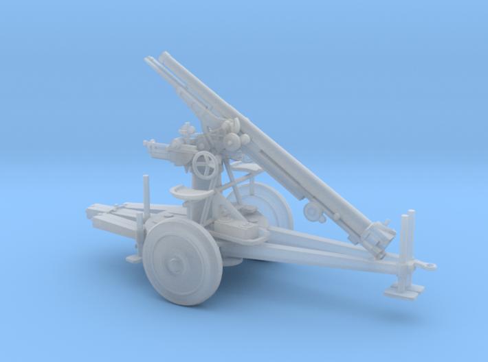 1/72 IJA Type 88 75mm towed 3d printed