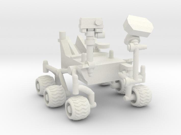 Curiosity Rover 3d printed