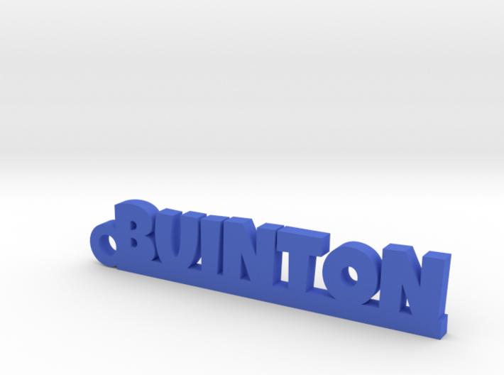 BUINTON_keychain_Lucky 3d printed