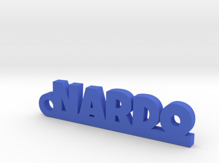 NARDO_keychain_Lucky 3d printed