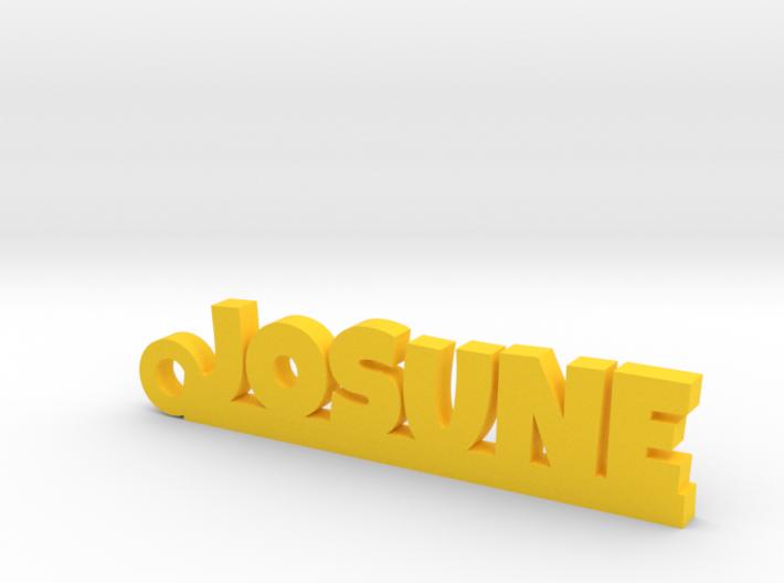 JOSUNE_keychain_Lucky 3d printed