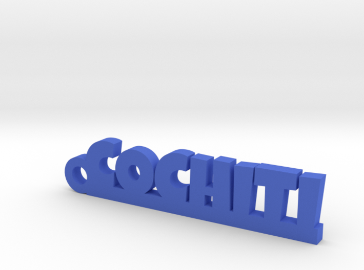 COCHITI_keychain_Lucky 3d printed