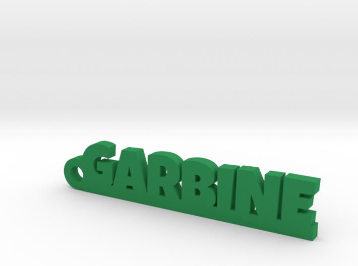 GARBINE_keychain_Lucky 3d printed