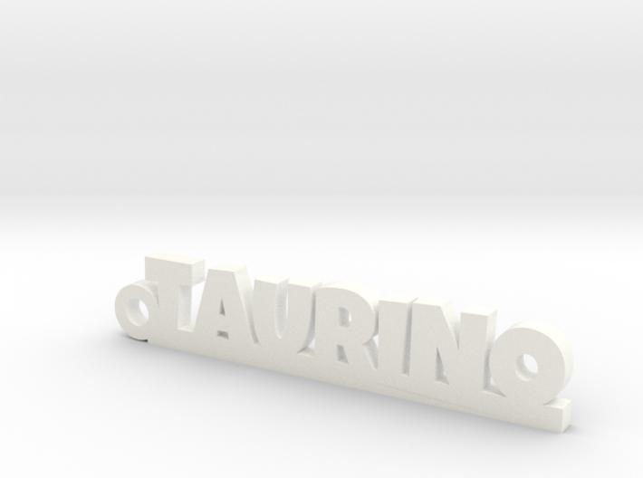 TAURINO_keychain_Lucky 3d printed
