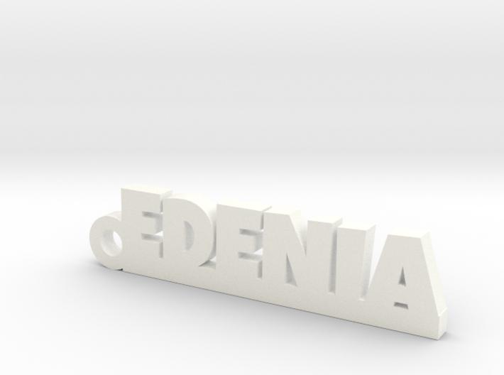 EDENIA_keychain_Lucky 3d printed