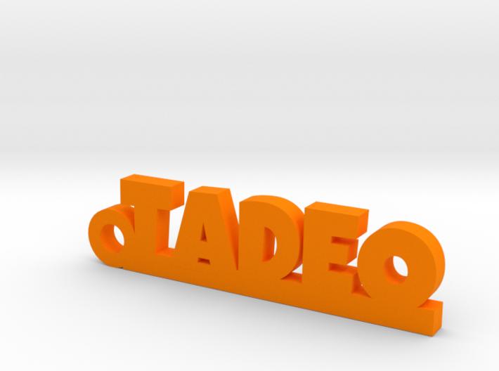 TADEO_keychain_Lucky 3d printed