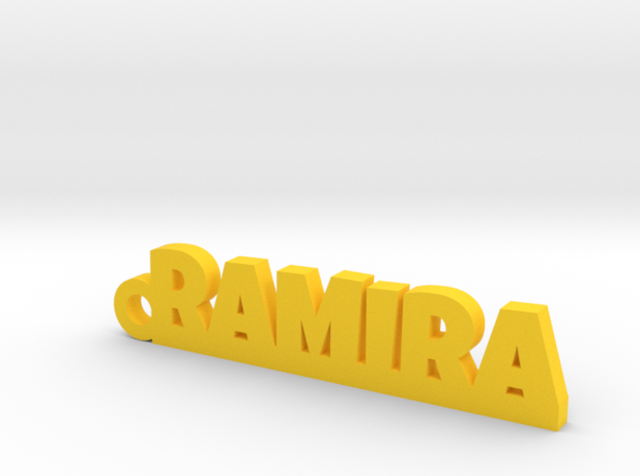 RAMIRA_keychain_Lucky 3d printed