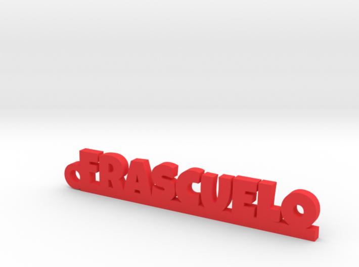 FRASCUELO_keychain_Lucky 3d printed
