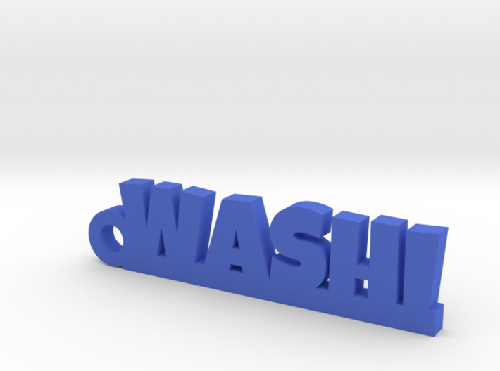 WASHI_keychain_Lucky 3d printed