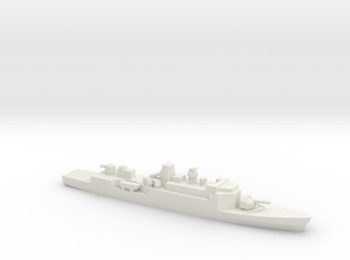 Drummond-class corvette, 1/1250 3d printed