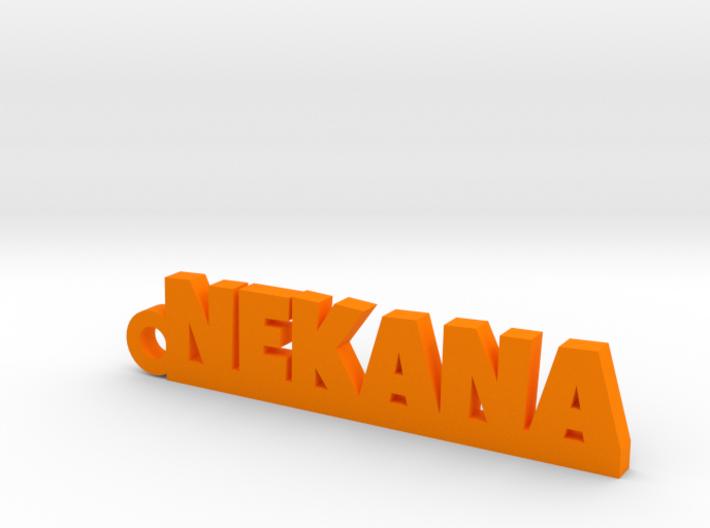 NEKANA_keychain_Lucky 3d printed