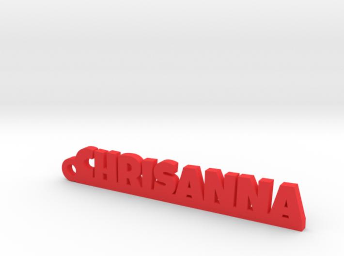 CHRISANNA_keychain_Lucky 3d printed