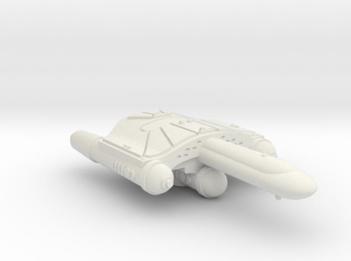 3125 Scale Romulan SaberHawk Heavy War Destroyer W 3d printed