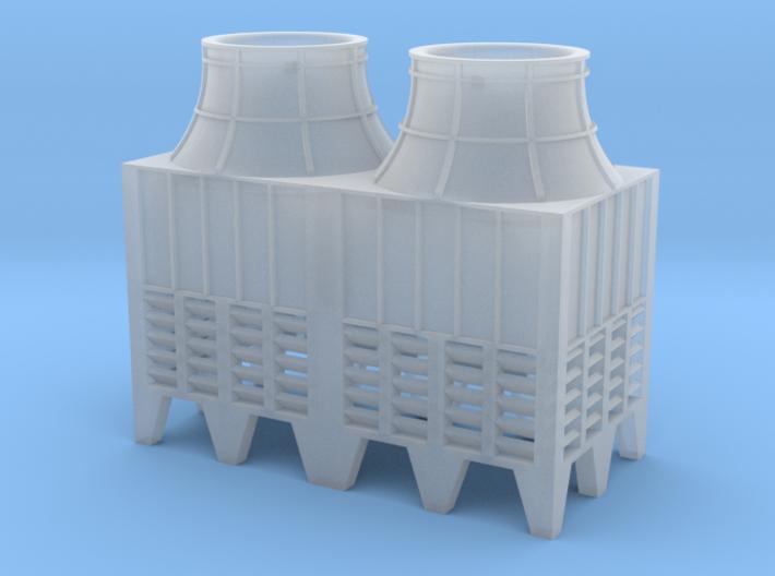 N Industrial Chiller 2 3d printed