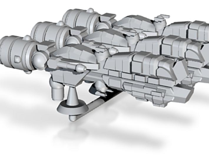 Conastoga Assault Transport Squadron - 1:7000 3d printed