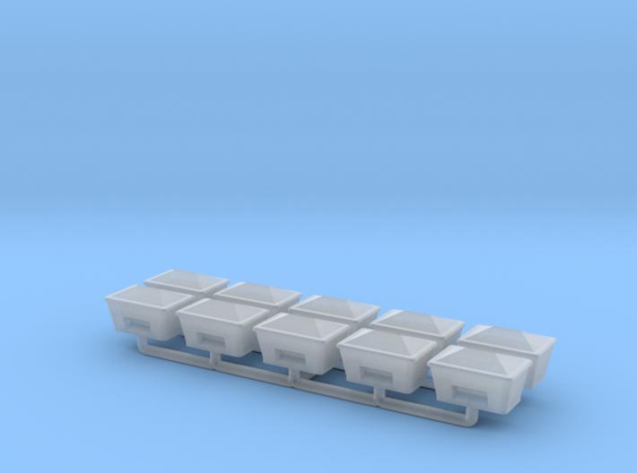 Streugutbox in 1zu160 3d printed