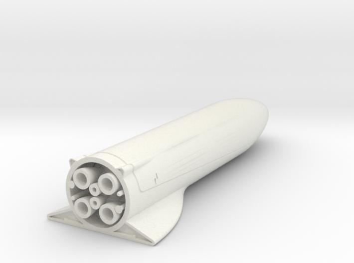 BFR TANKER 2017 3d printed