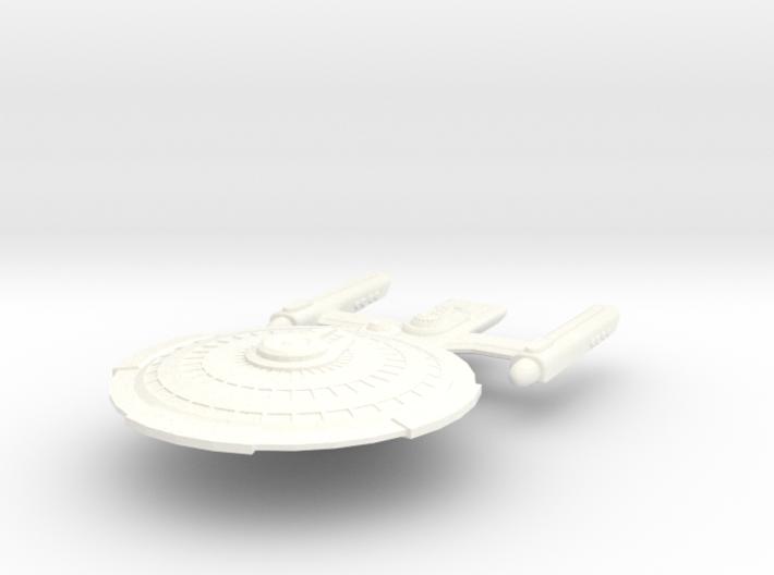 USS Pharoh 3d printed