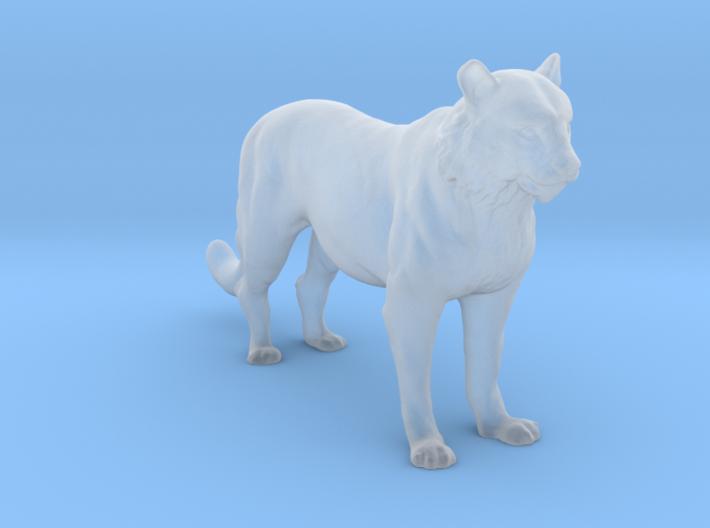 Printle Thing Tiger - 1/43.5 3d printed