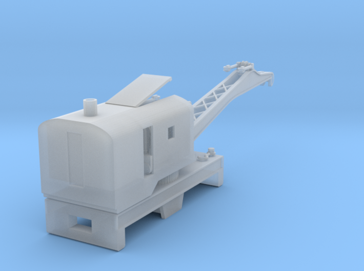 Brownhoist MOW Crane - Nscale 3d printed