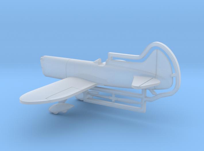 """DGA-5 """"IKE"""" #39, Tandem landing gear, scale 1/144  3d printed"""
