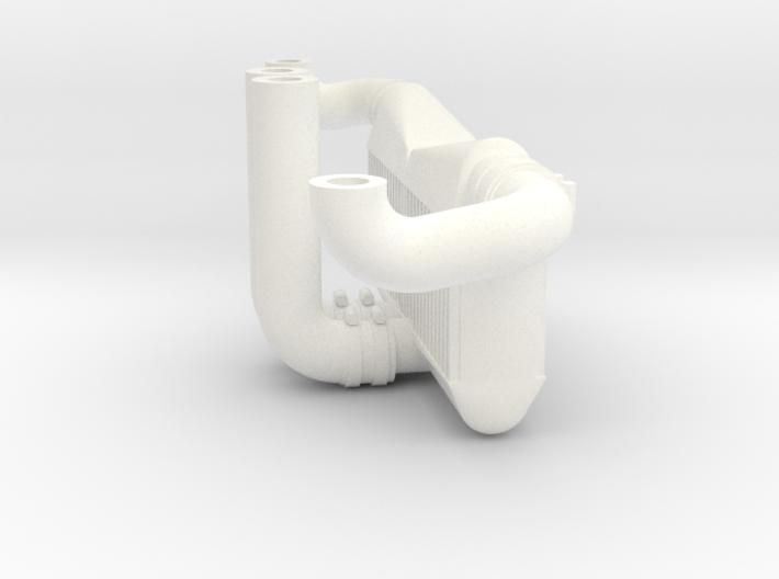 Intercooler 1/12 NRE 3d printed
