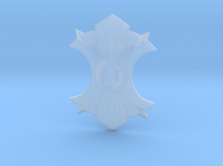 Miniature Shield of the Wurmblood - Dota2 3d printed