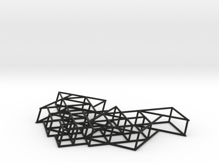 Composition 3d printed