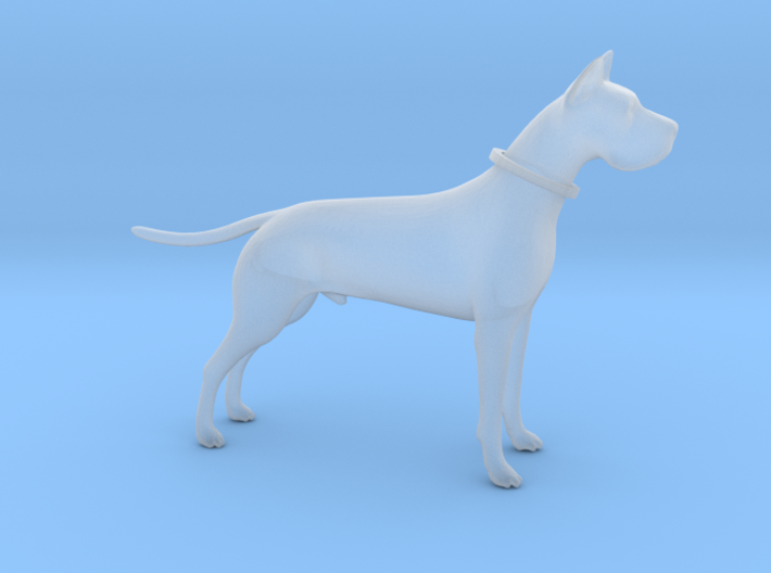 Printle Thing Danish Dog - 1/43.5 3d printed