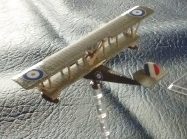 F.B.A. Type H Flying Boat (various scales) 3d printed Painted miniature photo courtesy johnbiggles @ wingsofwar.org
