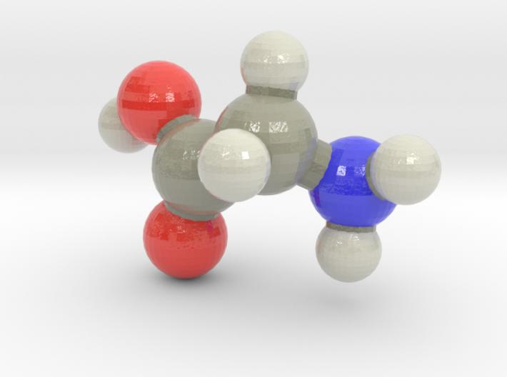Glycine 3d printed