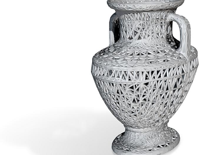 Amphora Wire Vase 3d printed