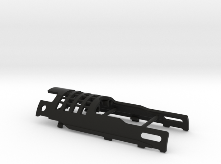 R-CC Chassis PART 3 Cover Bottom 3d printed