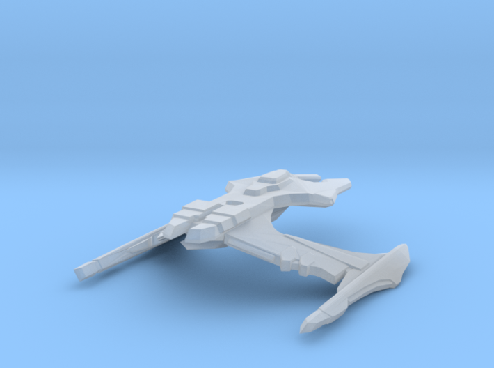 Dominion Light Cruiser Variant no pylons 1:7000 3d printed