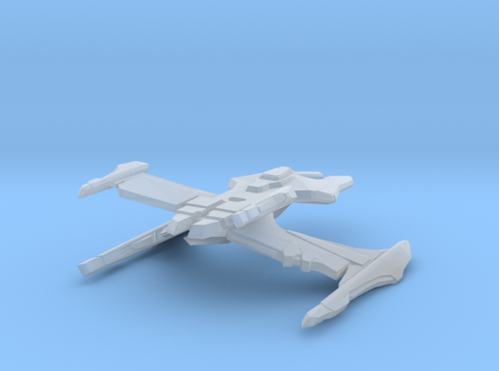 Dominion Light Cruiser with pylons 1:7000 3d printed