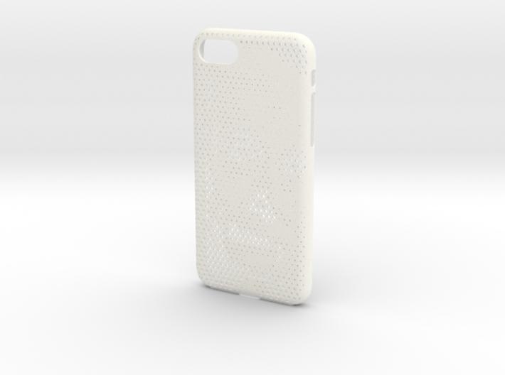 IPhone 7 Case_Albert Einstein 3d printed