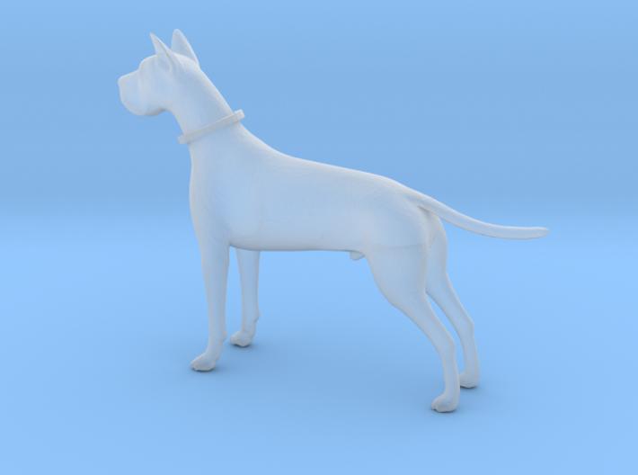 Printle Thing Danish Dog - 1/76 3d printed