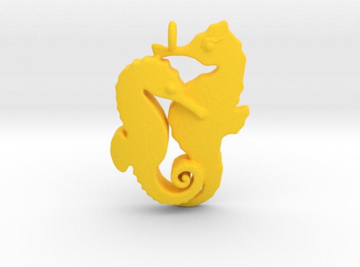 Chapter 1: He is seduced! Pendant 3d printed