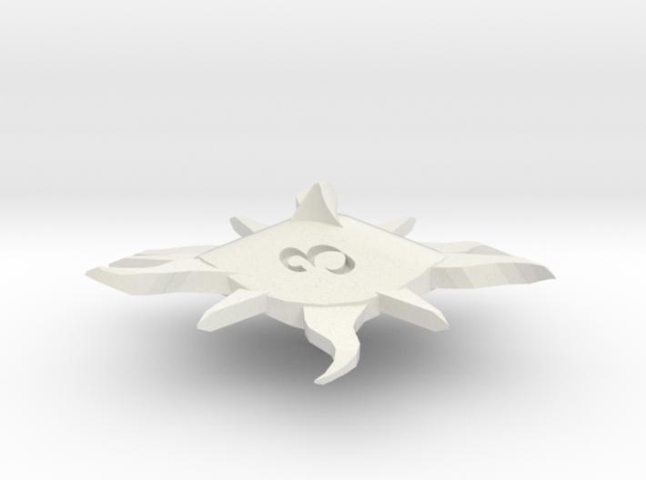 Sun D6 3d printed