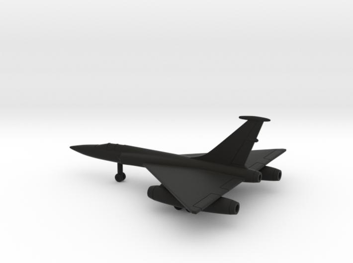 Martin XB-68 (Provisional) 3d printed