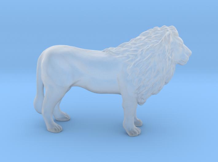 Printle Thing Lion - 1/76 3d printed