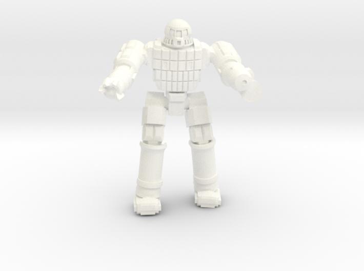 Ares IV Battlesuit (Pose 3) 3d printed