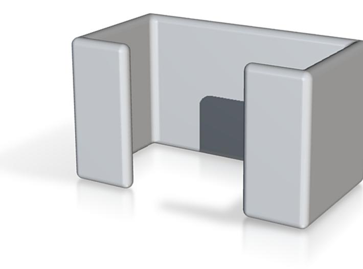 USB clip 3d printed